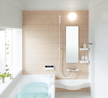 お風呂のリフォームイメージ